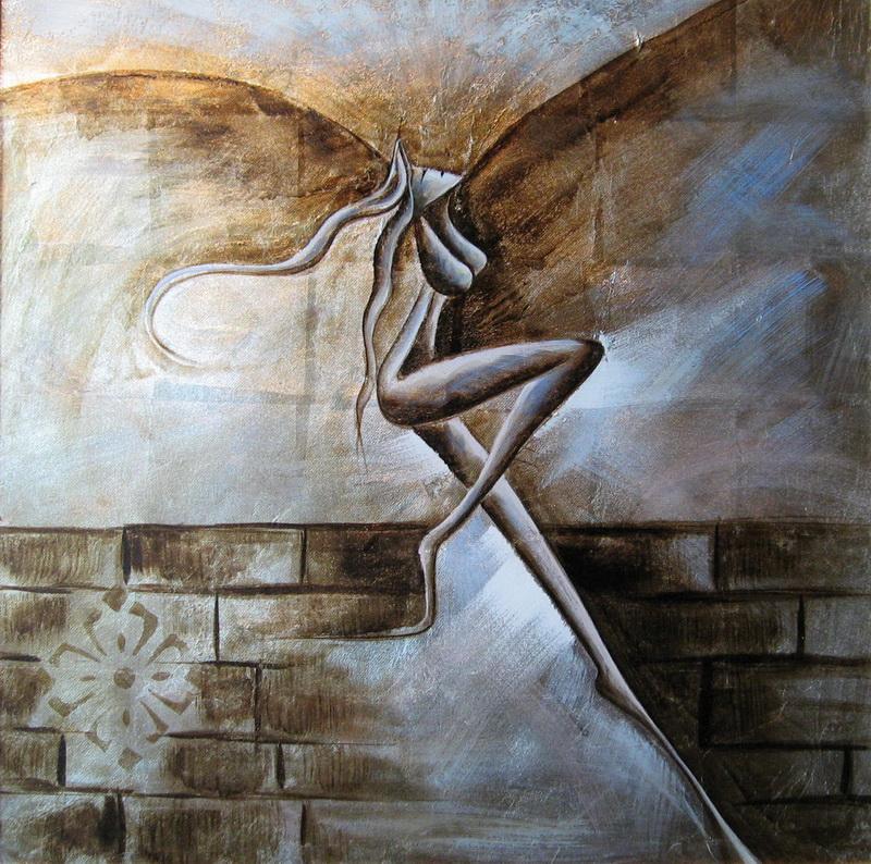 Dipinti astratti dipintinmovimento pagina 4 for Dipinti ad olio moderni